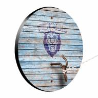 Columbia Lions Weathered Design Hook & Ring Game