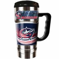 Columbus Blue Jackets 20 oz. Champ Travel Mug