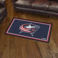 Columbus Blue Jackets 3' x 5' Area Rug