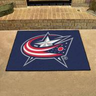 Columbus Blue Jackets All-Star Mat