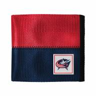 Columbus Blue Jackets Belted BiFold Wallet