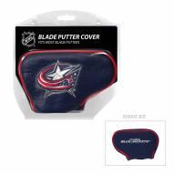 Columbus Blue Jackets Blade Putter Headcover