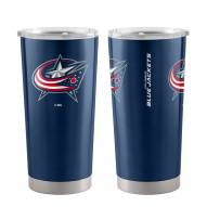 Columbus Blue Jackets 20 oz. Travel Tumbler