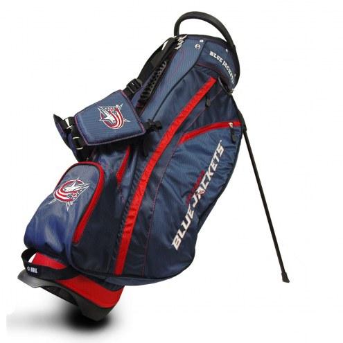 Columbus Blue Jackets Fairway Golf Carry Bag
