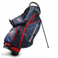 Columbus Blue Jackets Fairway Golf Carry Bag