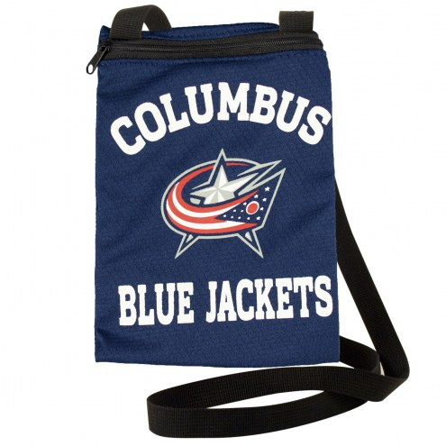 Columbus Blue Jackets Game Day Pouch