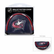 Columbus Blue Jackets Golf Mallet Putter Cover