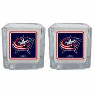Columbus Blue Jackets Graphics Candle Set