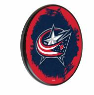 Columbus Blue Jackets Digitally Printed Wood Sign