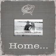Columbus Blue Jackets Home Picture Frame
