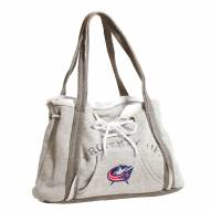 Columbus Blue Jackets Hoodie Purse