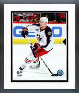 Columbus Blue Jackets Kevin Connauton Action Framed Photo