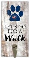 Columbus Blue Jackets Leash Holder Sign