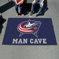 Columbus Blue Jackets Man Cave Ulti-Mat Rug