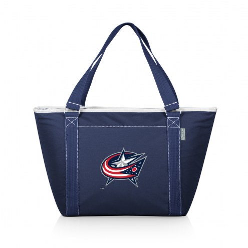 Columbus Blue Jackets Navy Topanga Cooler Tote