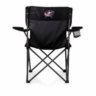 Columbus Blue Jackets PTZ Camping Chair