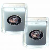Columbus Blue Jackets Scented Candle Set