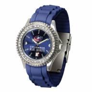Columbus Blue Jackets Sparkle Women's Watch