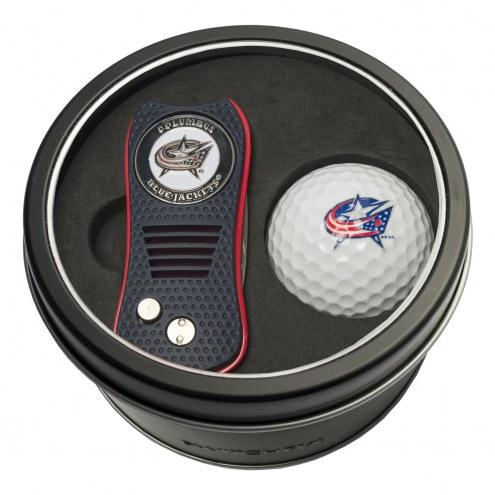 Columbus Blue Jackets Switchfix Golf Divot Tool & Ball