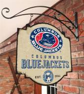 Columbus Blue Jackets Tavern Sign