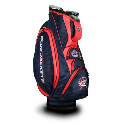 Columbus Blue Jackets Victory Golf Cart Bag