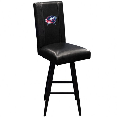 Columbus Blue Jackets XZipit Swivel Bar Stool 2000