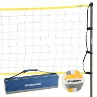 Triumph Competition Volleyball Set with steel poles
