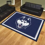 Connecticut Huskies 8' x 10' Area Rug