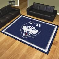 Connecticut Huskies 8' x 10' Area Rug