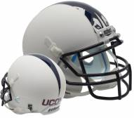 Connecticut Huskies Alternate 2 Schutt Mini Football Helmet