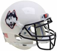 Connecticut Huskies Alternate 4 Schutt Mini Football Helmet