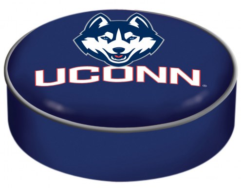 Connecticut Huskies Bar Stool Seat Cover