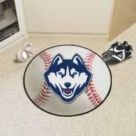 Connecticut Huskies Baseball Rug