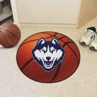 Connecticut Huskies Basketball Mat