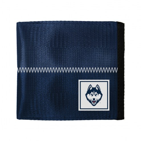 Connecticut Huskies Belted BiFold Wallet
