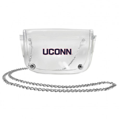 Connecticut Huskies Clear Waistpack