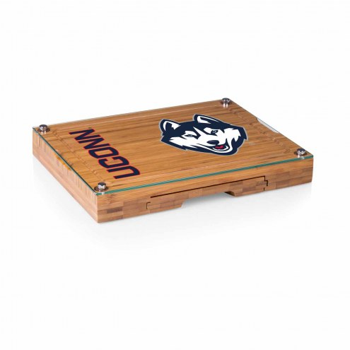 Connecticut Huskies Concerto Bamboo Cutting Board