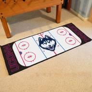 Connecticut Huskies Hockey Rink Runner Mat