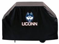 Connecticut Huskies Logo Grill Cover