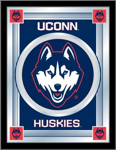 Connecticut Huskies Logo Mirror