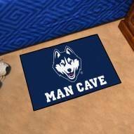 Connecticut Huskies Man Cave Starter Mat