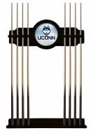 Connecticut Huskies Pool Cue Rack