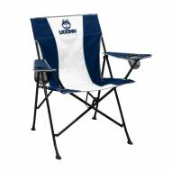 Connecticut Huskies Pregame Tailgating Chair