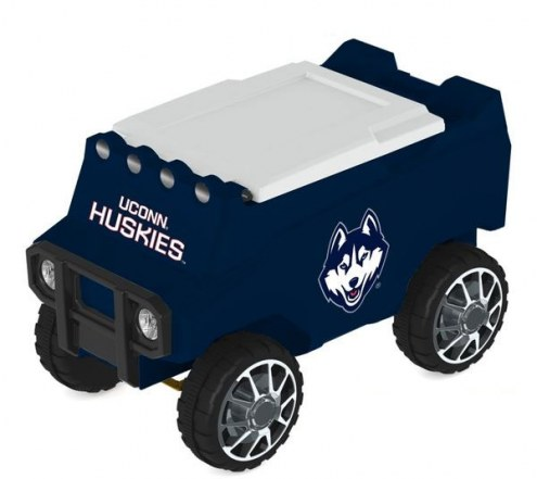 Connecticut Huskies Remote Control Rover Cooler