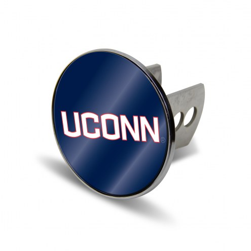 Connecticut Huskies Laser Hitch Cover