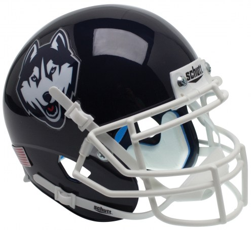Connecticut Huskies Schutt Mini Football Helmet