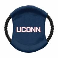 Connecticut Huskies Team Frisbee Dog Toy