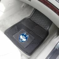 Connecticut Huskies Vinyl 2-Piece Car Floor Mats
