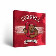 Cornell Big Red Banner Canvas Wall Art