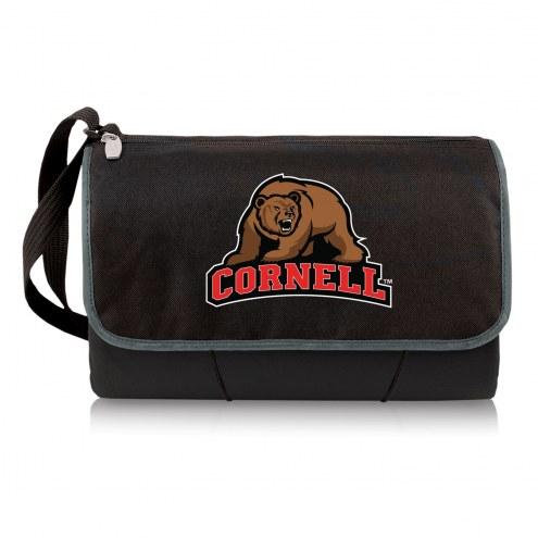 Cornell Big Red Black Blanket Tote